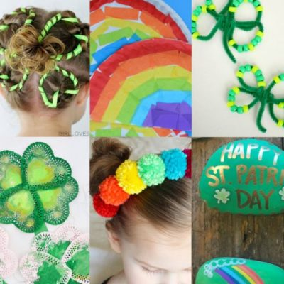 St. Patrick's Day Crafts and Activities for Kids