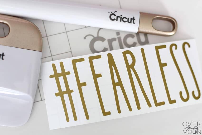 Fearless Hashtag!