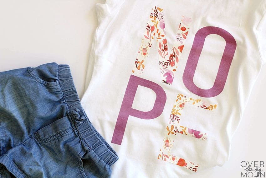 Fun Kids TShirt Sayings - perfect for DIY T-Shirts! From overthebigmoon.com!