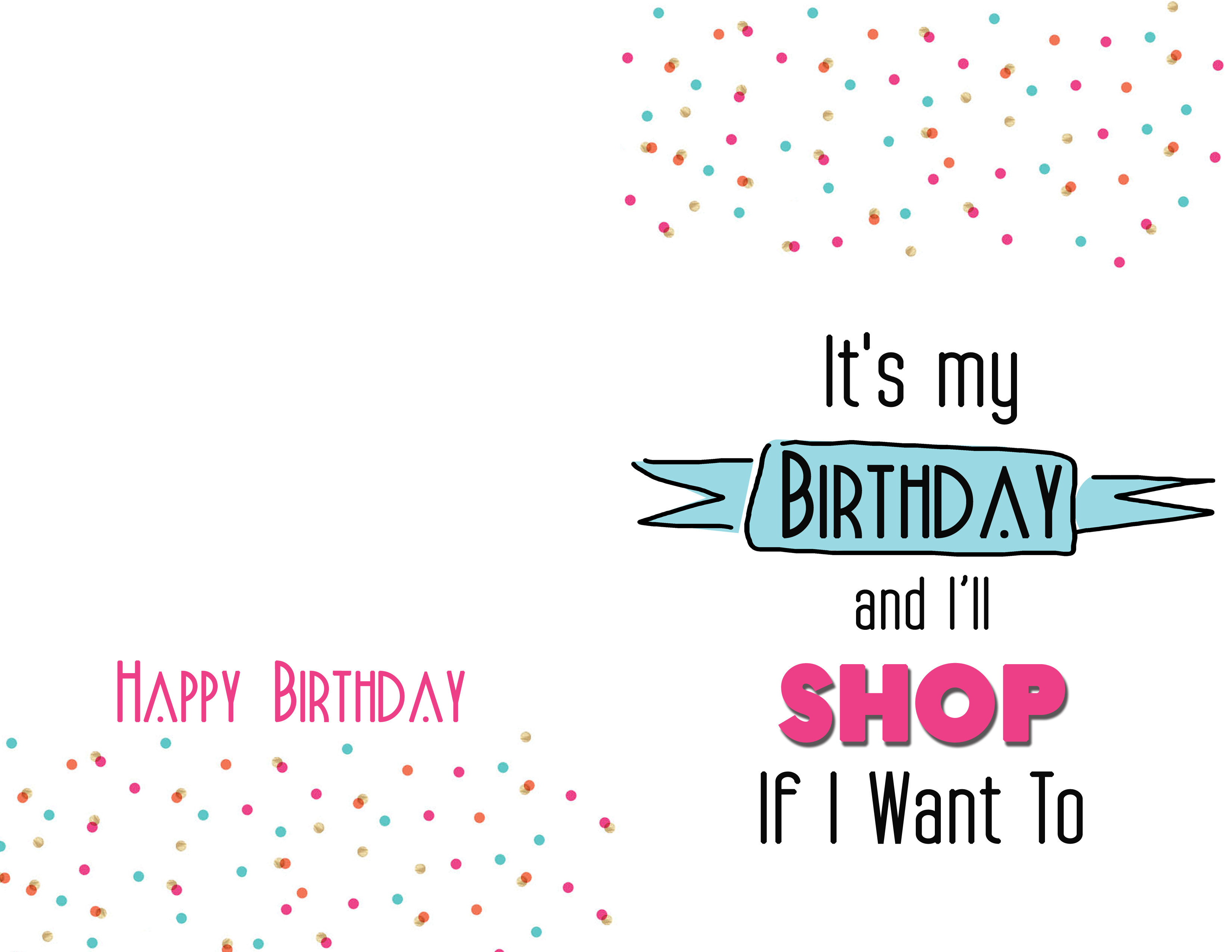 Its my birthday printable cards 8x10s over the big moon download the its my bday shop card bookmarktalkfo Choice Image