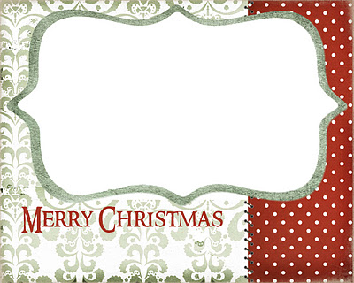 Christmas%2BCard%2B1 Christmas Card Display + 5 Printable Christmas Cards