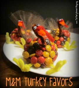 MM Turkey Favors 01 Our Menus This Week and Pinterest Interests