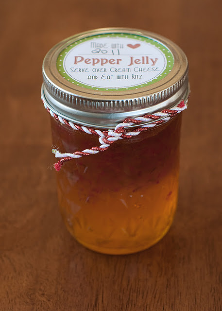 Printable Canning Jar Label Over The Big Moon