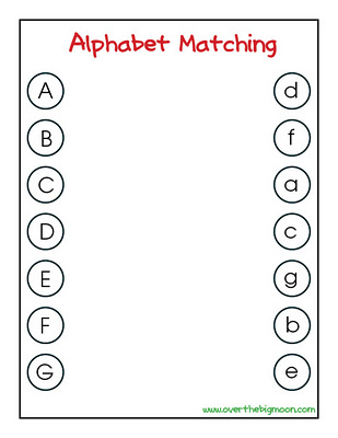 Box Matching Worksheet Printable Also Worksheet About Letter T Also ...