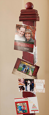 DSC 0293 Christmas Card Display + 5 Printable Christmas Cards
