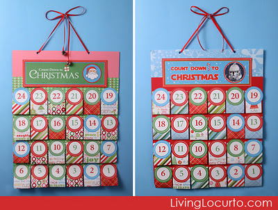 Free Printable Advent Calendar Christmas Advent Calendar Roundup