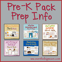 PrepButton Valentines Day Pre K Pack